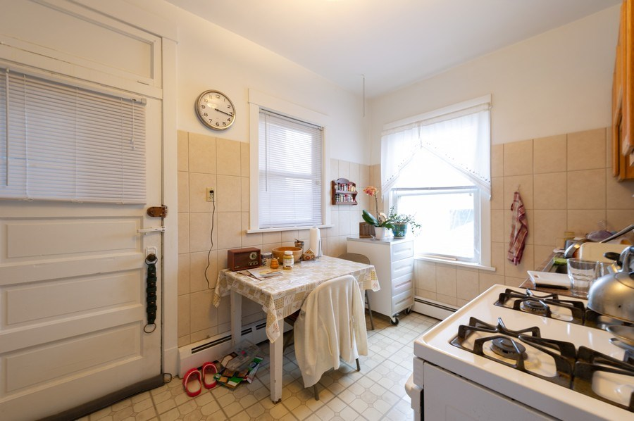 Real Estate Photography - 5024 W Patterson, Chicago, IL, 60641 - Kitchen