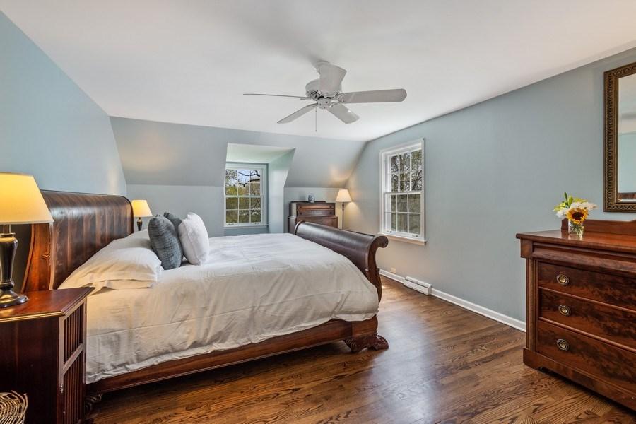Real Estate Photography - 1 Bellwood Dr, Barrington Hills, IL, 60010 - Master Bedroom