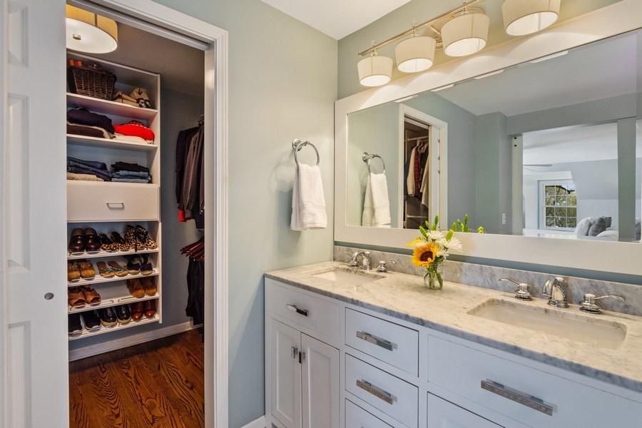 Real Estate Photography - 1 Bellwood Dr, Barrington Hills, IL, 60010 - Master Bathroom