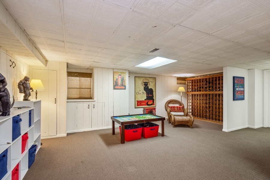 Real Estate Photography - 1 Bellwood Dr, Barrington Hills, IL, 60010 - Play Room
