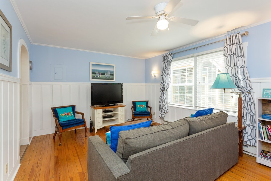 Real Estate Photography - 15657 Lakeshore Road, 3, Union Pier, MI, 49129 - Living Room