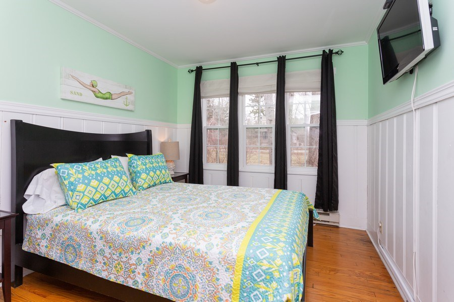 Real Estate Photography - 15657 Lakeshore Road, 3, Union Pier, MI, 49129 - Bedroom