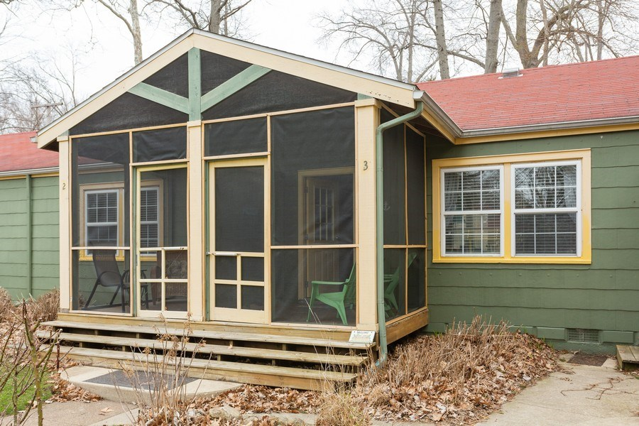 Real Estate Photography - 15657 Lakeshore Road, 3, Union Pier, MI, 49129 - Front View