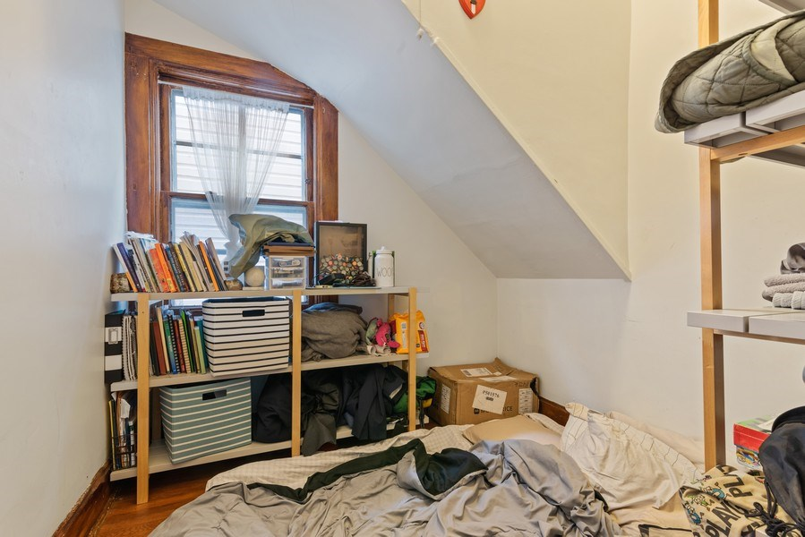 Real Estate Photography - 3016 N Christiana Ave, Chicago, IL, 60618 - Bedroom