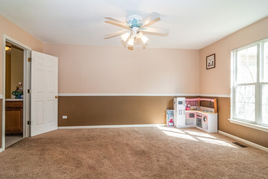 Real Estate Photography - 1454 Ashwood Dr, Elgin, IL, 60123 - Dining Room
