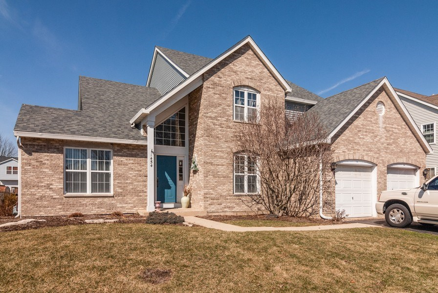 Real Estate Photography - 1454 Ashwood Dr, Elgin, IL, 60123 - Front View