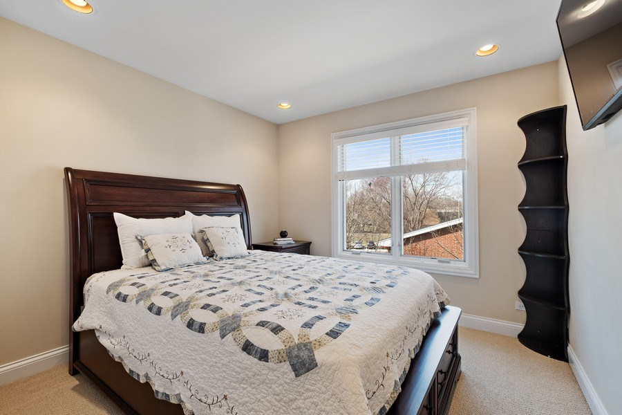 Real Estate Photography - 1771 Dewes, E, Glenview, IL, 60025 - 2nd Bedroom