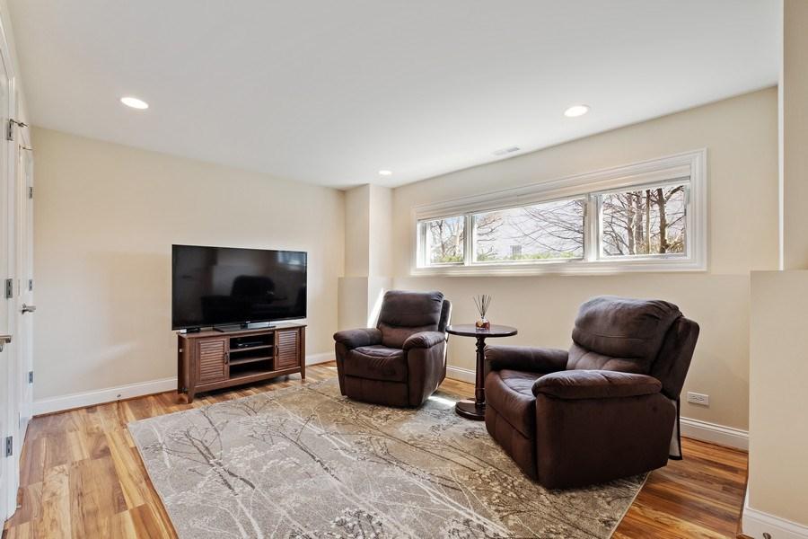 Real Estate Photography - 1771 Dewes, E, Glenview, IL, 60025 - Den