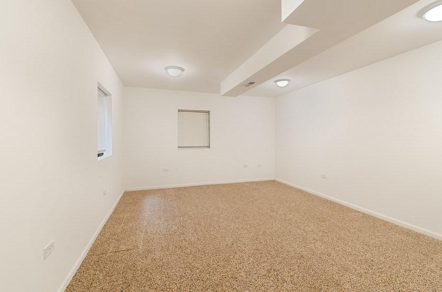Real Estate Photography - 2026 Sheridan Ct, Buffalo Grove, IL, 60089 - Basement Bedroom