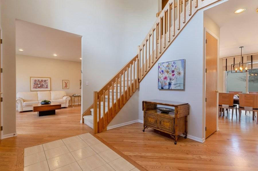 Real Estate Photography - 2026 Sheridan Ct, Buffalo Grove, IL, 60089 - Foyer