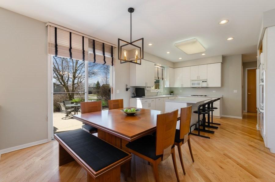 Real Estate Photography - 2026 Sheridan Ct, Buffalo Grove, IL, 60089 - Eat In Kitchen