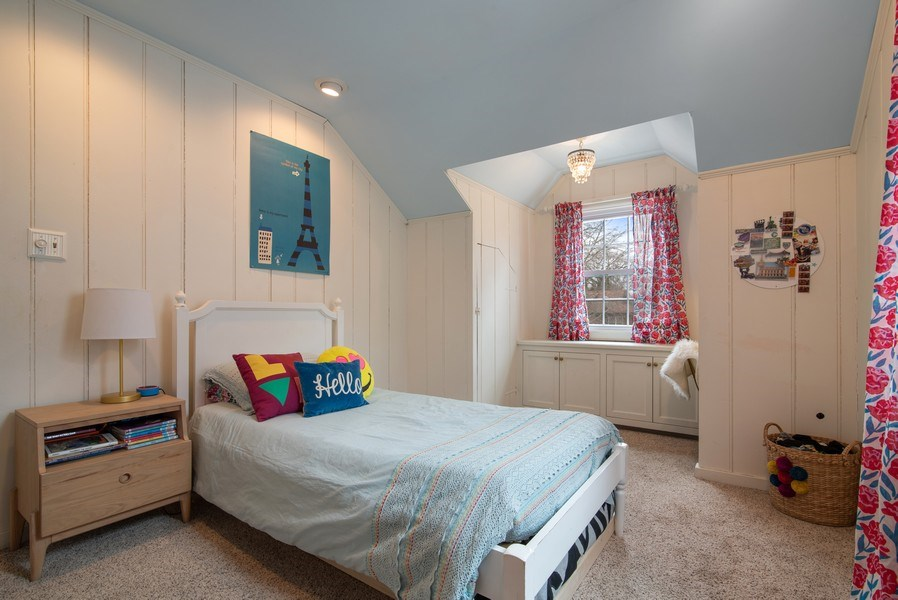 Real Estate Photography - 3044 Harrison St, Evanston, IL, 60201 - 2nd Bedroom
