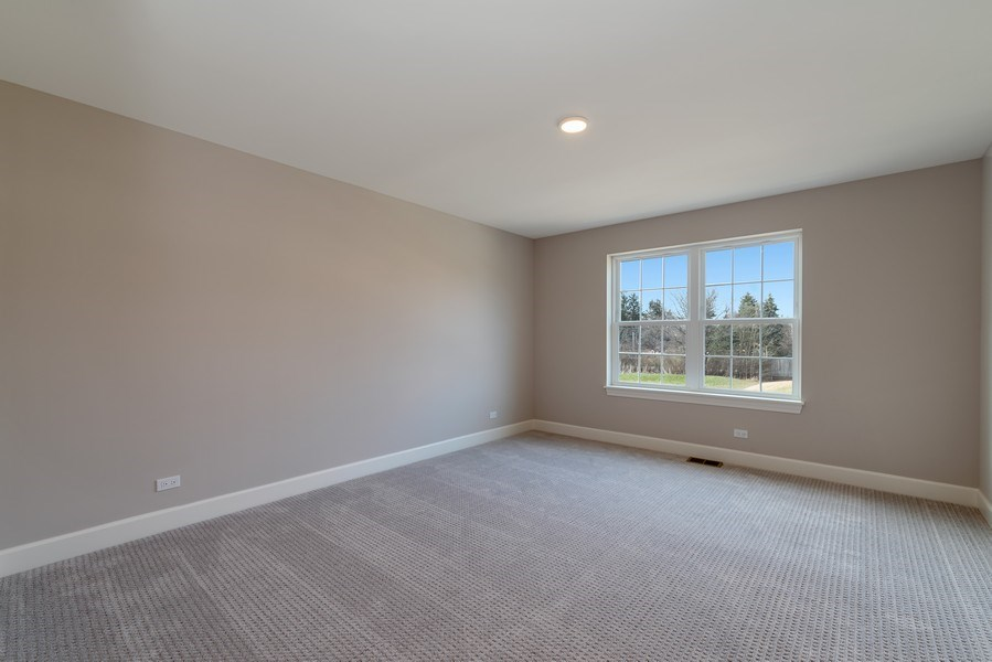 Real Estate Photography - 4135 N Hampton, Glenview, IL, 60025 - 2nd Bedroom