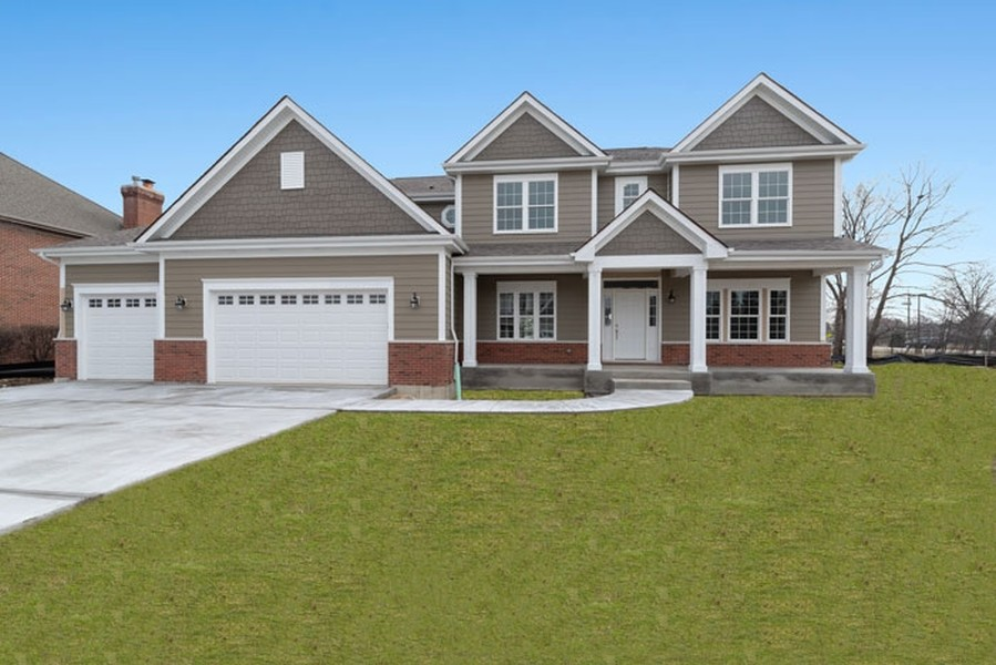Real Estate Photography - 4135 N Hampton, Glenview, IL, 60025 -