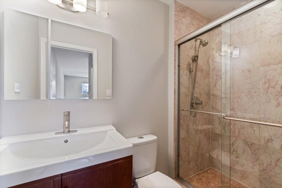 Real Estate Photography - 1727 N Windsor Drive, Arlington Heights, IL, 60004 - Master Bathroom