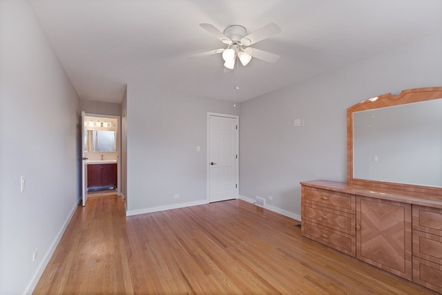 Real Estate Photography - 1727 N Windsor Drive, Arlington Heights, IL, 60004 - Master Bedroom