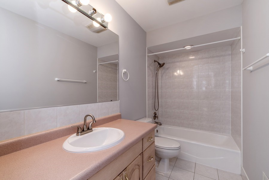 Real Estate Photography - 1727 N Windsor Drive, Arlington Heights, IL, 60004 - Bathroom