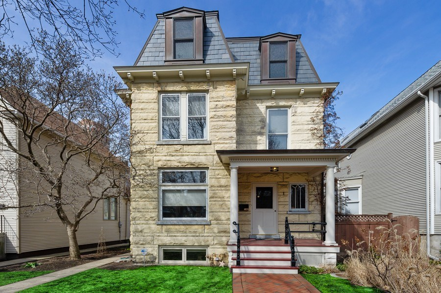 Real Estate Photography - 4020 N Hermitage Ave, Chicago, IL, 60613 - 4020 N. Hermitage Avenue