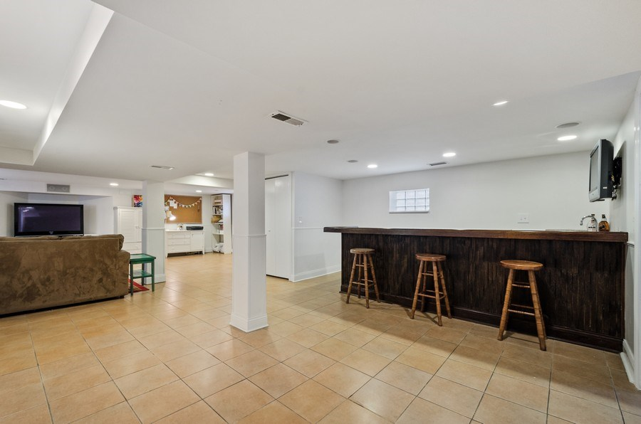 Real Estate Photography - 7555 W Isham, Chicago, IL, 60631 - Play / Recreational Room