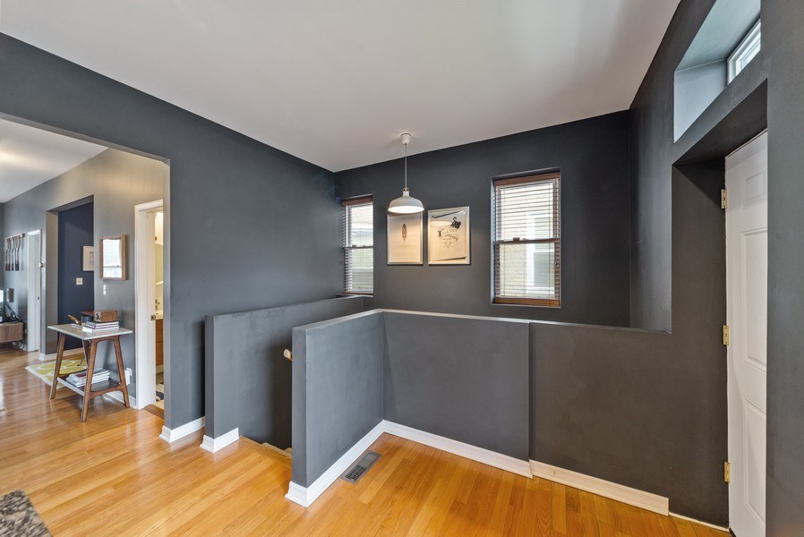 Real Estate Photography - 3215 W. Altgeld, 1E, Chicago, IL, 60647 - Breakfast Nook