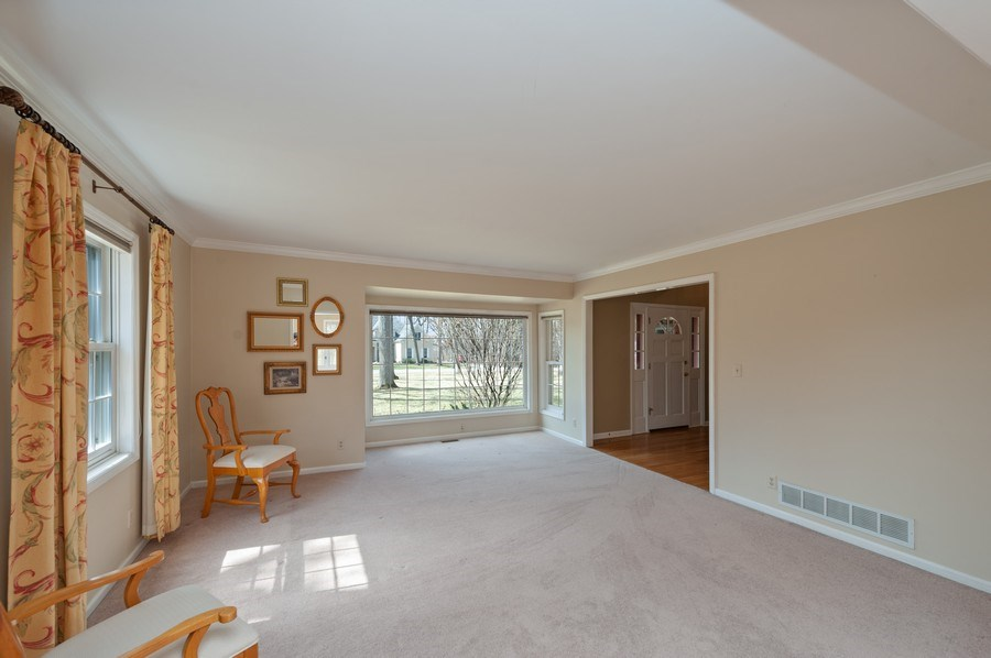 Real Estate Photography - 2535 Countryside Dr, Delavan, WI, 53115 - Living Room