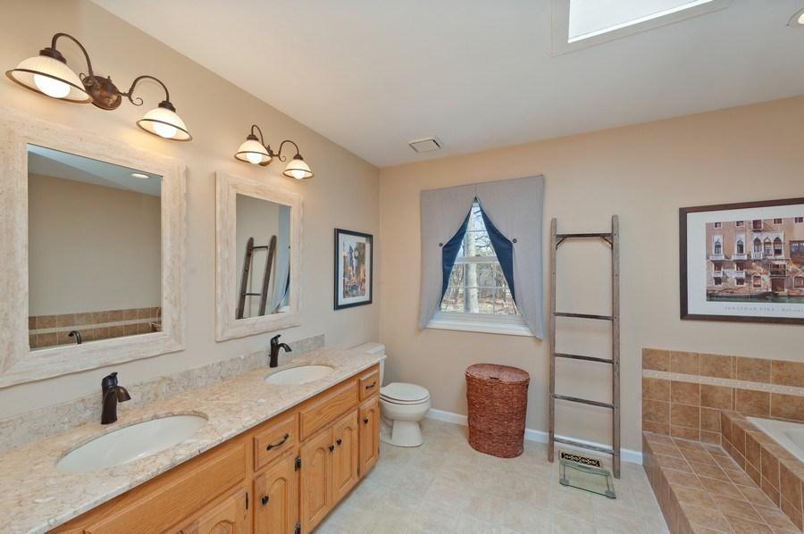 Real Estate Photography - 2535 Countryside Dr, Delavan, WI, 53115 - Master Bathroom
