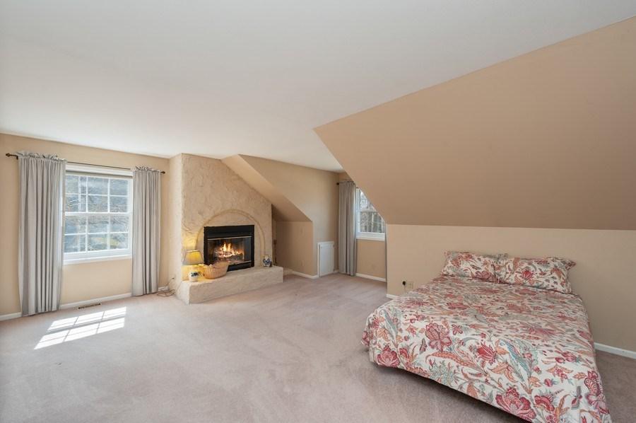 Real Estate Photography - 2535 Countryside Dr, Delavan, WI, 53115 - Master Bedroom