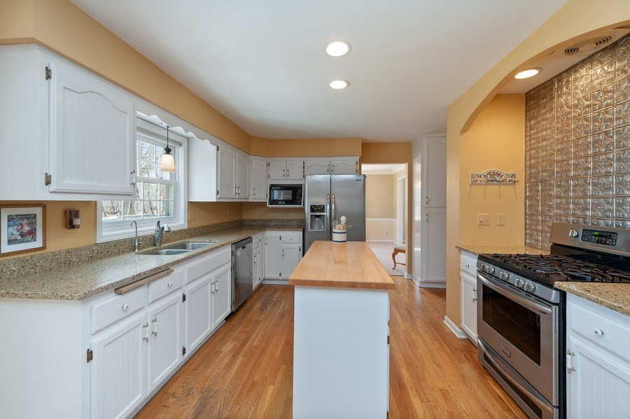 Real Estate Photography - 2535 Countryside Dr, Delavan, WI, 53115 - Kitchen