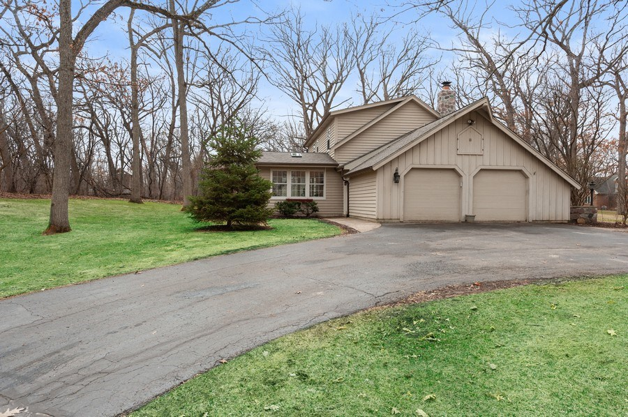 Real Estate Photography - 2535 Countryside Dr, Delavan, WI, 53115 - Side View