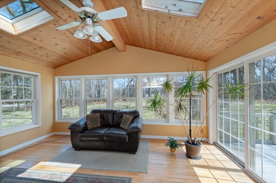 Real Estate Photography - 2535 Countryside Dr, Delavan, WI, 53115 - Sun Room