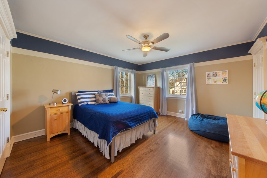 Real Estate Photography - 641 S Bristol, Arlington Heights, IL, 60005 - 2nd Bedroom