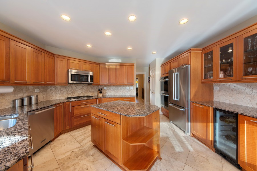 Real Estate Photography - 641 S Bristol, Arlington Heights, IL, 60005 - Kitchen
