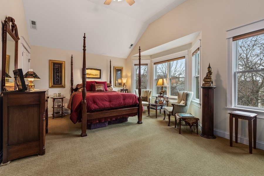 Real Estate Photography - 1957 W. Summerdale Avenue, Chicago, IL, 60640 - 2nd Bedroom