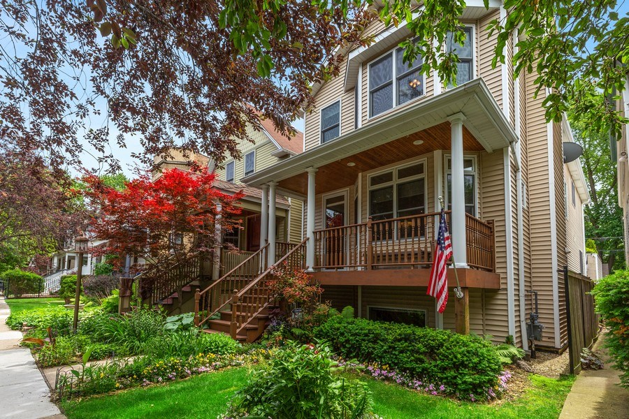Real Estate Photography - 1957 W. Summerdale Avenue, Chicago, IL, 60640 - Front View