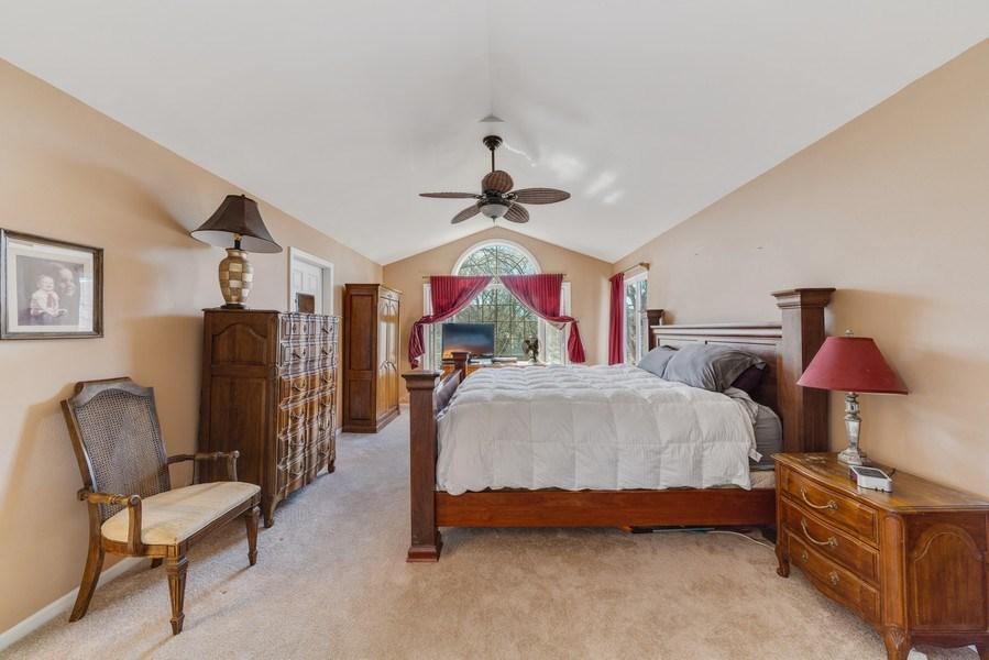 Real Estate Photography - 1171 Alder, Bartlett, IL, 60103 - Master Bedroom