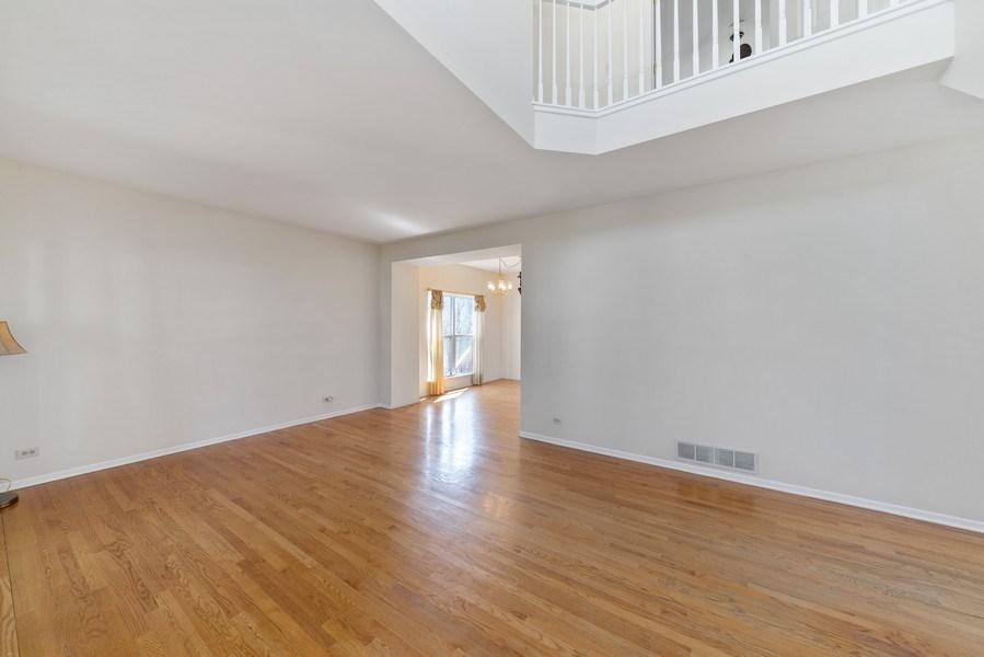 Real Estate Photography - 1171 Alder, Bartlett, IL, 60103 - Living Room