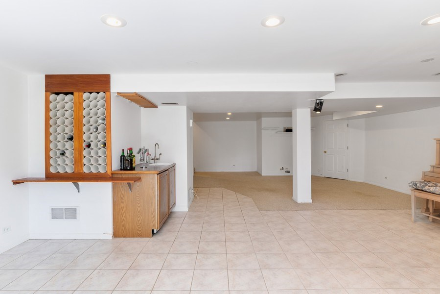 Real Estate Photography - 1171 Alder, Bartlett, IL, 60103 - Basement