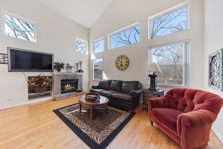 Real Estate Photography - 1171 Alder, Bartlett, IL, 60103 - Family Room