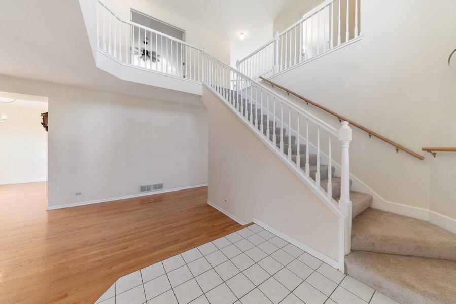 Real Estate Photography - 1171 Alder, Bartlett, IL, 60103 - Foyer