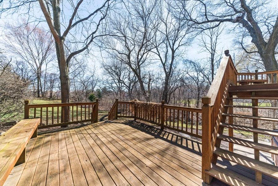 Real Estate Photography - 1171 Alder, Bartlett, IL, 60103 - Deck