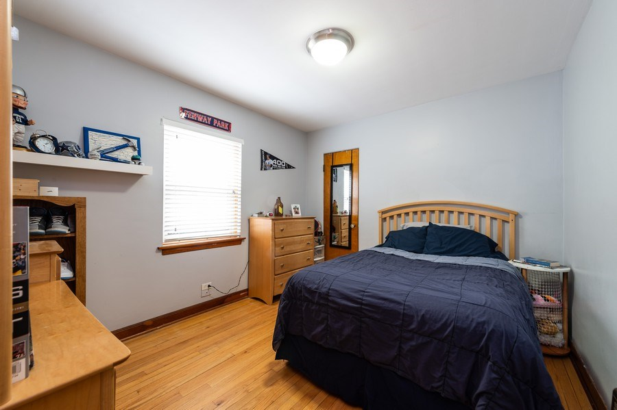 Real Estate Photography - 3812 Cleveland Ave, Brookfield, IL, 60513 - Bedroom