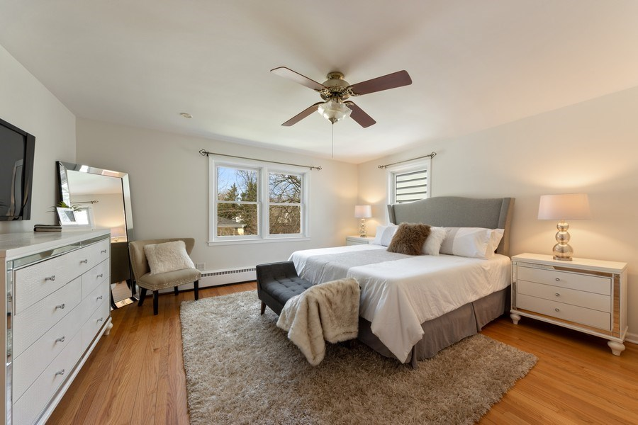 Real Estate Photography - 1055 E Mayfair st, Arlington Heights, IL, 60004 - Master Bedroom