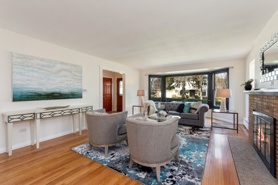 Real Estate Photography - 1055 E Mayfair st, Arlington Heights, IL, 60004 - Living Room