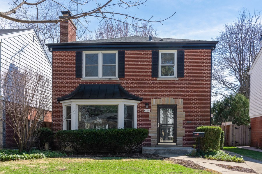 Real Estate Photography - 1055 E Mayfair st, Arlington Heights, IL, 60004 - Front View