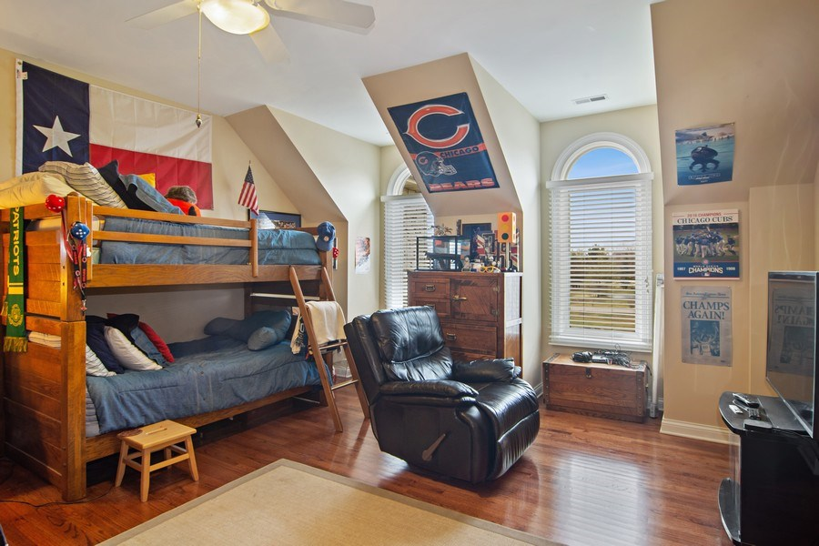 Real Estate Photography - 4575 Pamela court, Long Grove, IL, 60047 - 4th Bedroom
