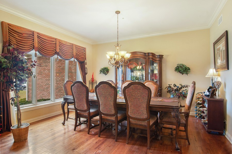 Real Estate Photography - 4575 Pamela court, Long Grove, IL, 60047 - Dining Room