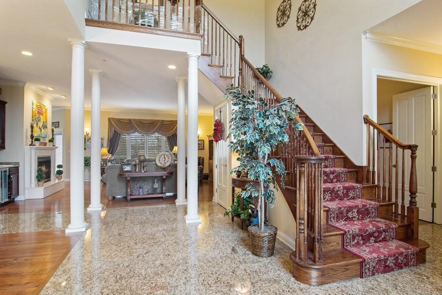 Real Estate Photography - 4575 Pamela court, Long Grove, IL, 60047 - Foyer