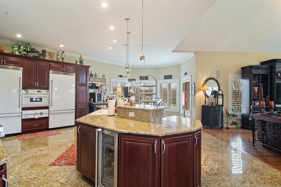 Real Estate Photography - 4575 Pamela court, Long Grove, IL, 60047 - Kitchen