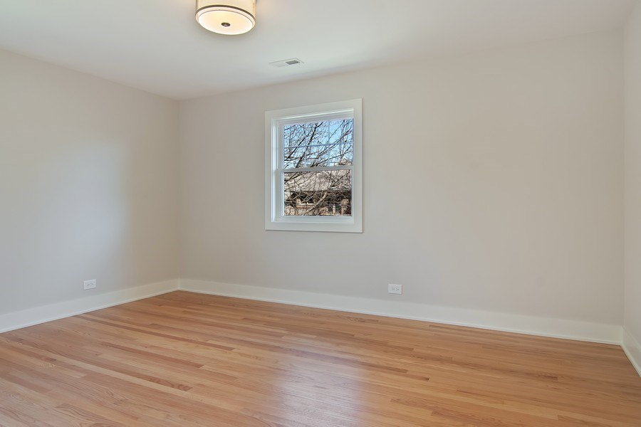 Real Estate Photography - 2430 Sumac Circle, Glenview, IL, 60025 - Bedroom 4