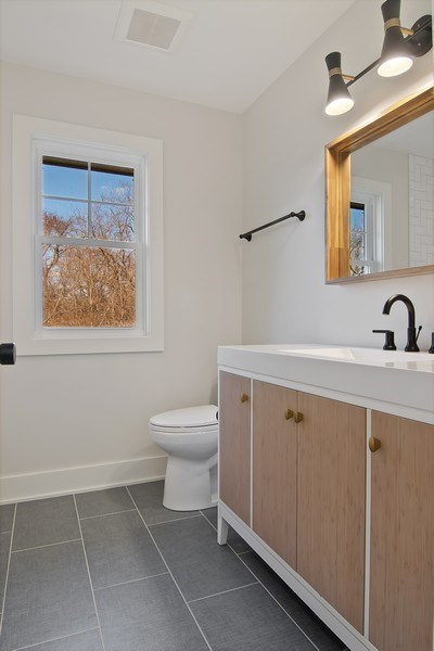 Real Estate Photography - 2430 Sumac Circle, Glenview, IL, 60025 - Bathroom